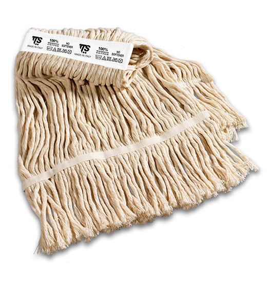 Cotton Mop With Ribbons for Sales in Qatar