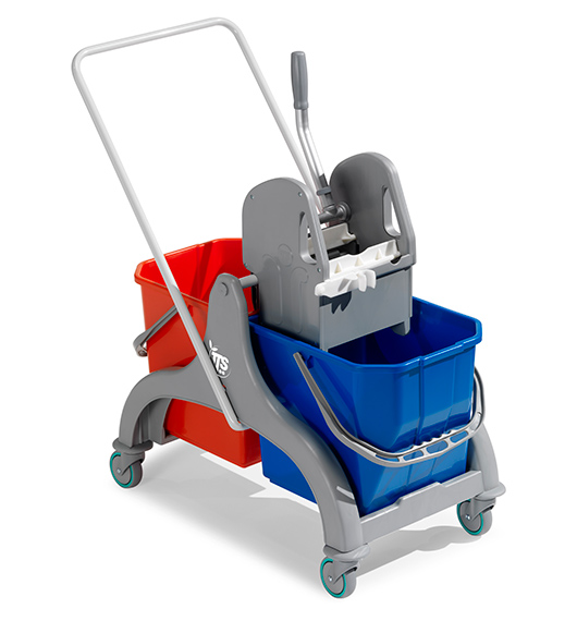 Double Bucket Trolley For Sale in Qatar