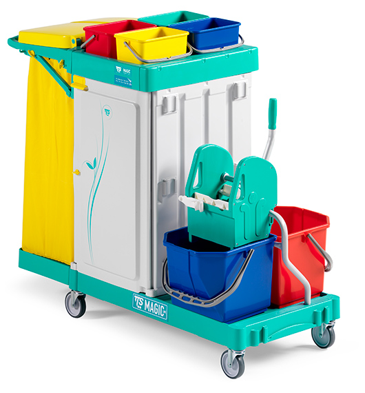 Janitor Trolley for sale in qatar