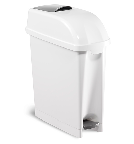 Sanitary Bin White - 17 L supplier in qatar