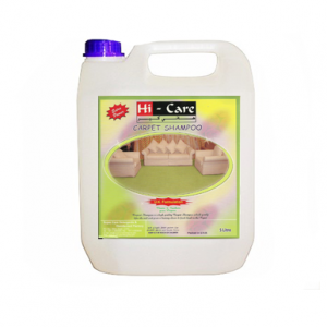 Carpet Shampoo premium highfoam for sale in qatar