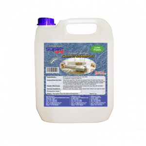 carpet shampoo lowfoam for sale in qatar
