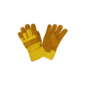 leather gloves yellow for sale in qatar